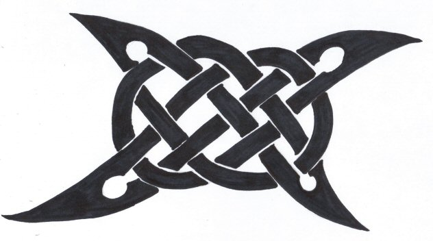 Celtic Symbol For Strength by inuanjiri on DeviantArt