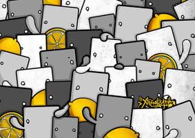 Hiding Lemons by ExtremelyShane