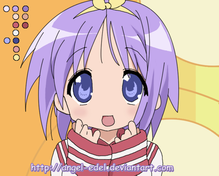 Tsukasa -Lucky Star- by Angel-edel on DeviantArt