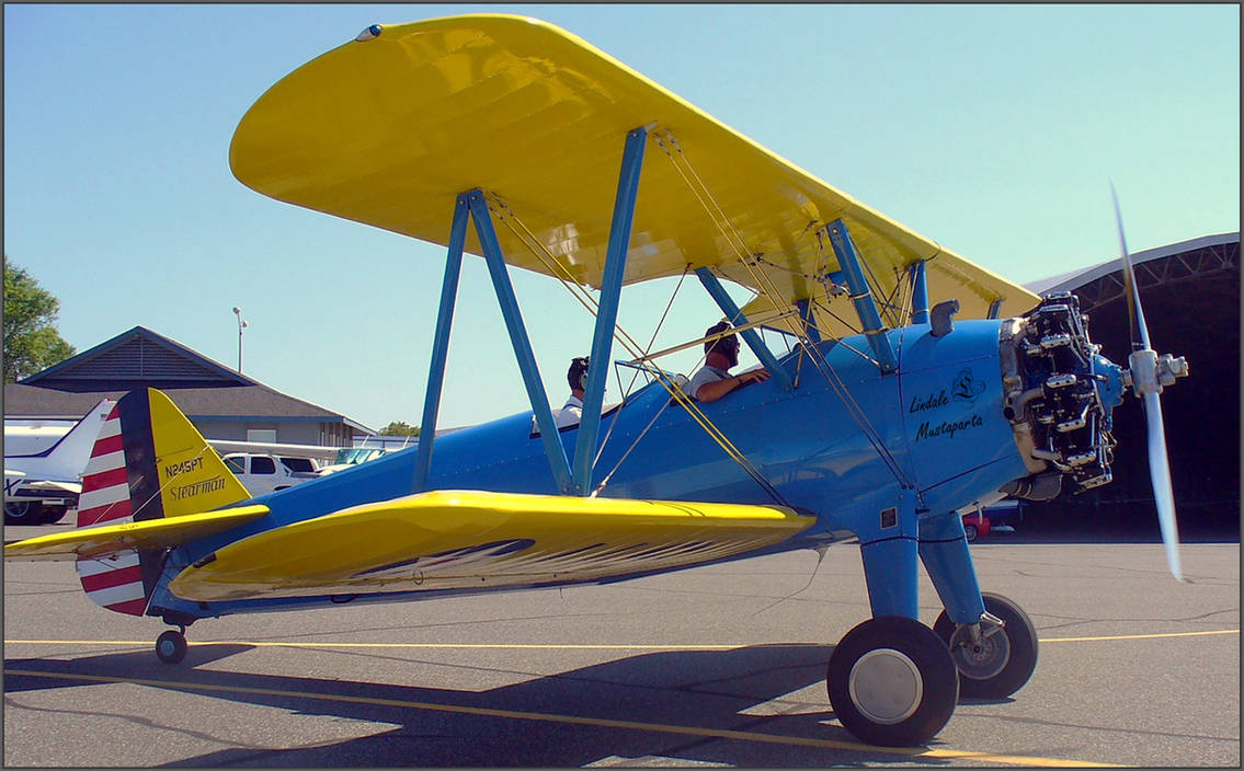 Army Air Corps Stearman Model 75 (PT-17) by Lindale-FF on DeviantArt