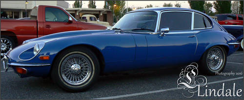 Jaguar E Type by Lindale-FF