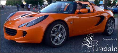 Lotus Elise by Lindale-FF