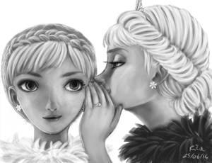 A sisters' secret