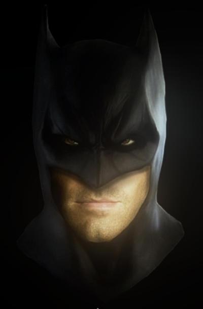 Ben Affleck as Batman by boondock22 on DeviantArt Batman Cowl Ben Affleck