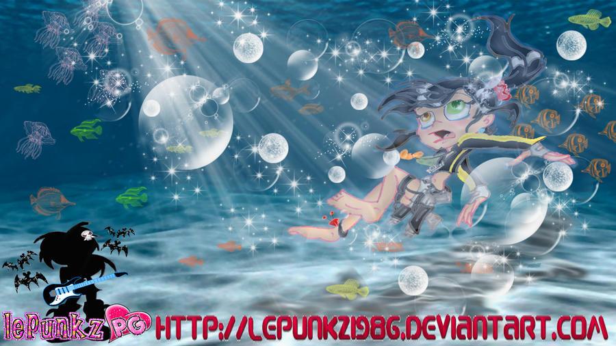world under the sea essay