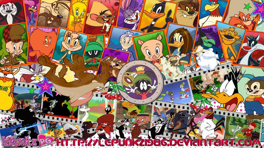 looney toons character list № 194377