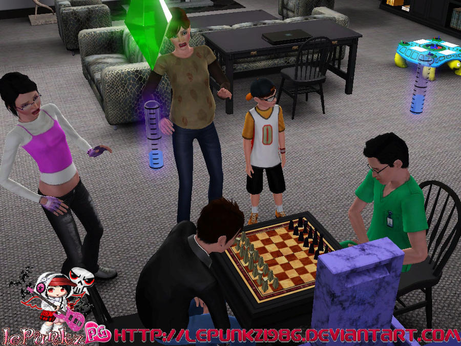 how to play as a kleptomaniac sims 3