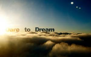 Dare to Dream wall by ShadyBlues