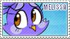 Melissa Stamp by Larikane