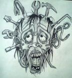 Zombie Toolhead Complete by jsketchyfingers