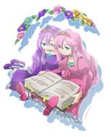 Little princess Kika and Mari by aramantmol