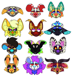 Headshot Adopts [OPEN] by VIRALHALO