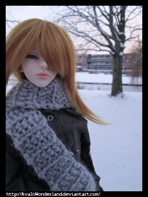 Winter Wonderland by AvaInWonderland