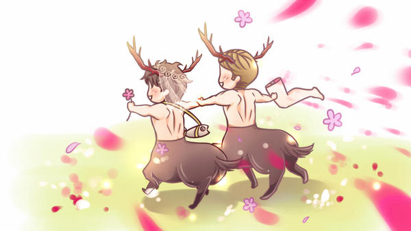 Hannigram: Happily ever after by Comatofe-Babana