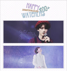 250616. HAPPY 400+ WATCHERS