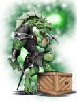 Green DragonBorn