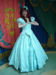 Princess Ariel at Grotto