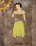Steampunk Snow White