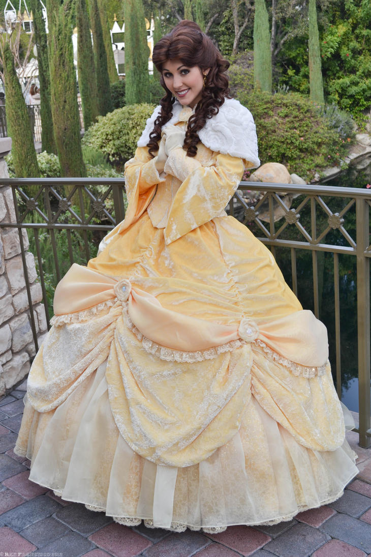 New Look Belle By Anime Ray On Deviantart