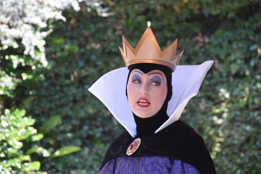 evil queen by animeray on deviantart