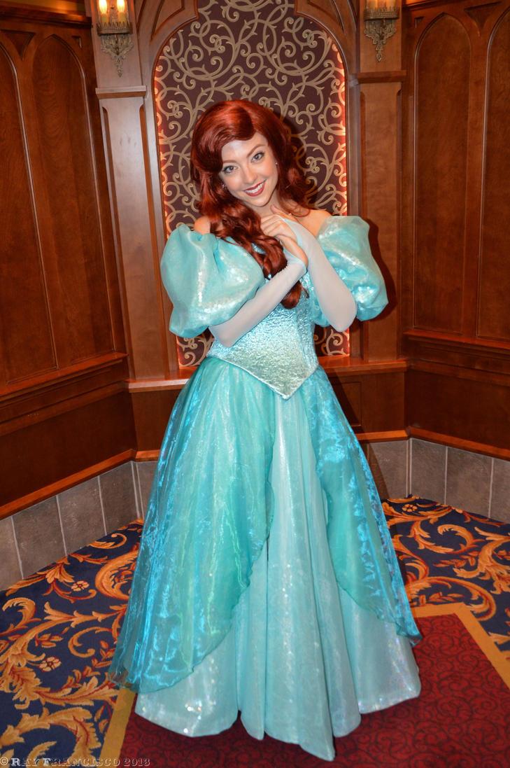 Ariel's New Dress by A...