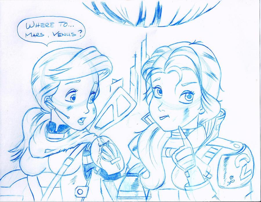 Disney Destiny by Anime-Ray