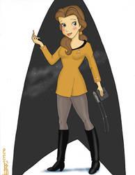 StarTrek TOS Belle
