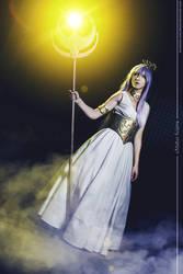 Goddess Athena by AiridAndKaitoCosplay