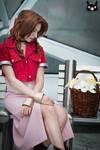 The Flower Girl_Aerith_FFVII