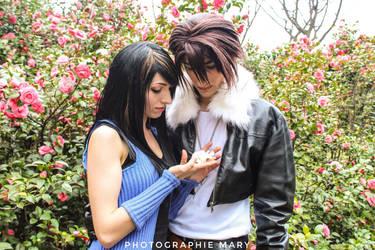 Final Fantasy VIII - Squall and Rinoa by AiridAndKaitoCosplay