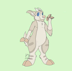 Goat Adopt 2 - $10 or Trade by captainrex911