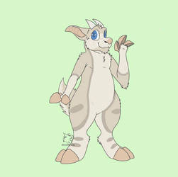Goat Adopt 4 - $10 or Trade by captainrex911