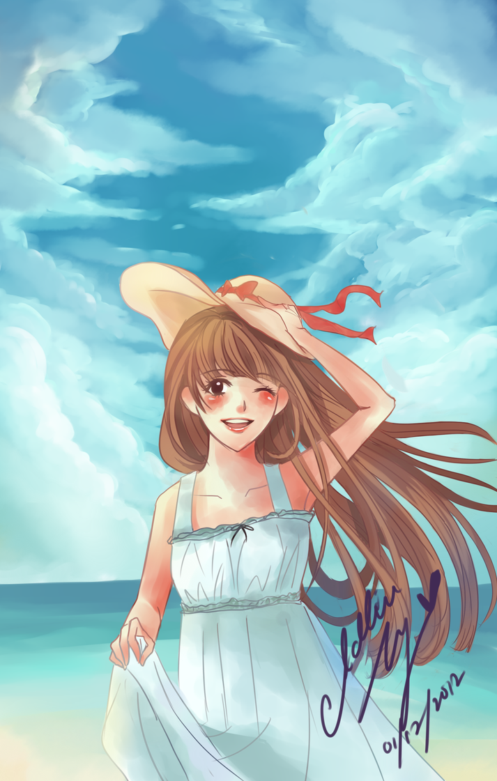 Sunny Day by iHeartsCandy