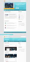 Blogdesign Wolke7 by uniitedbeats