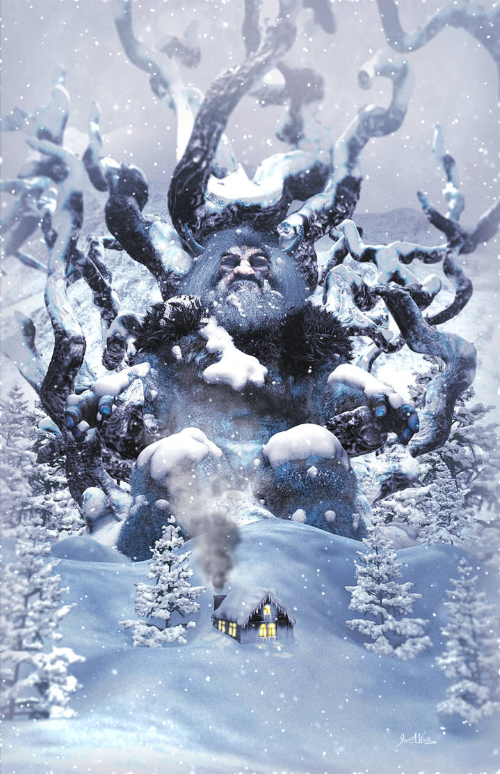 The Lost King of the Frost Giants