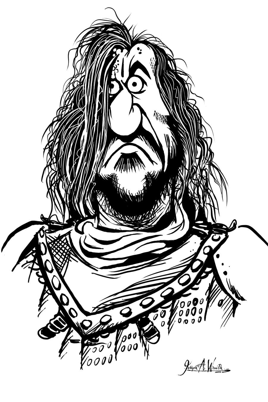 The Hound by JWraith