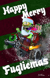 Happy Merry Fugliemas!