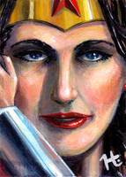 Wonder Woman PSC by jeh-artist