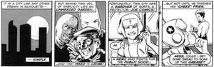 Joe Comics - The Strip