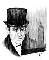 Holmes by jeh-artist