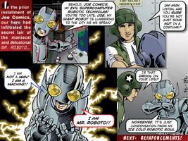 Joe Comics Page 1