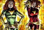 Phoenix vs. Dark Phoenix