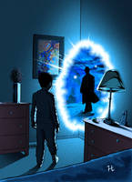 Inner Dimension by jeh-artist