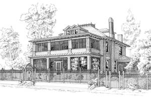 House Rendering by jeh-artist