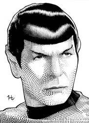 Spock by jeh-artist