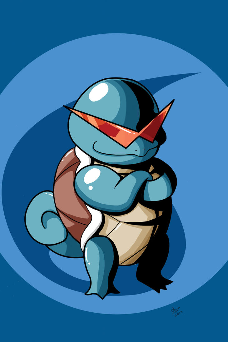 Pokemon Squirtle Real Life Images