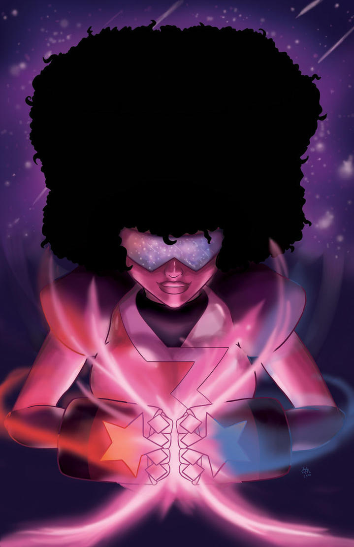 Garnet - Back Again! by OniMaru-04