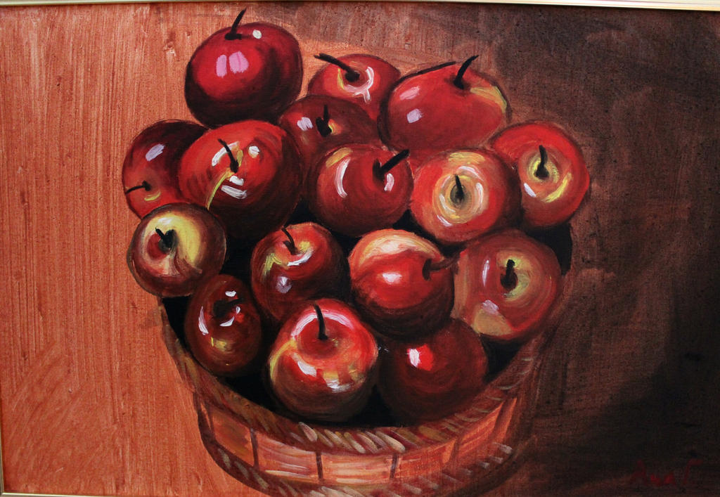 Apples by Valdapinet