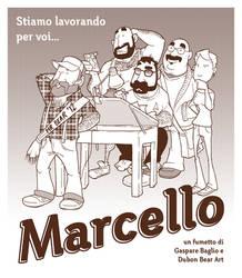 'Marcello', Work in Progress by D-u-b-o-n