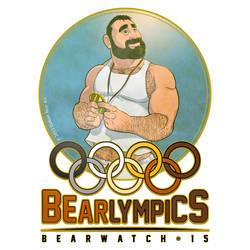 BearWatch#15 by D-u-b-o-n